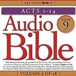 Audio Bible, Vol 9: Acts 1-14 |  Flowerpot Press