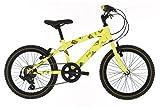Raleigh Boy Beatz Bike, Yellow, 18-Inch