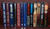 Alex Cross Series by James Patterson (Alex Cross, Volumes 1-14 * From Along Came a Spider to Cross Country)