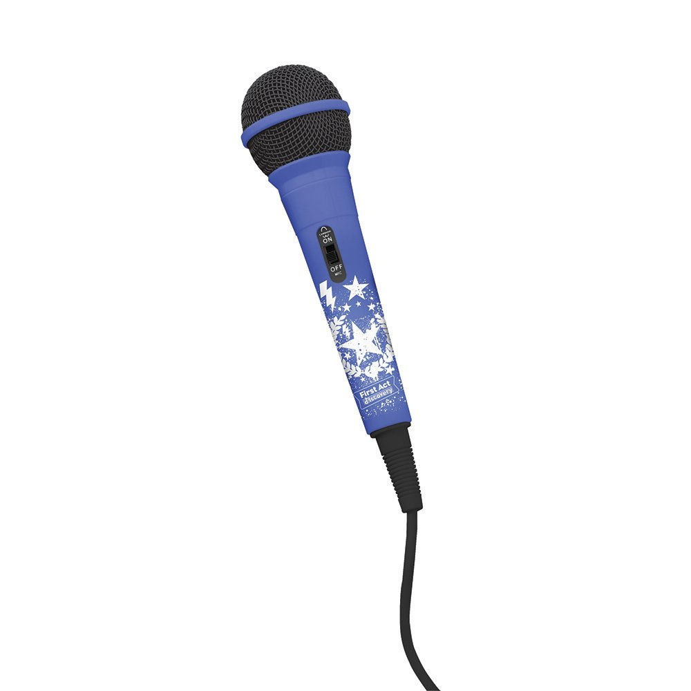 First Act Discovery FI924 Karaoke Microphone