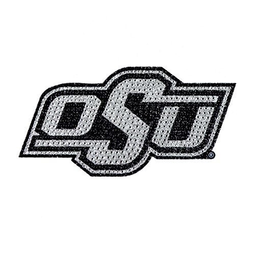 NCAA Oklahoma State Bling Emblem, One Size, One - Mall Tulsa