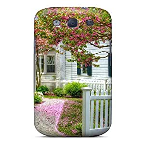 High Quality Dream Spring Spring Time Case For Galaxy S3 / Perfect Case