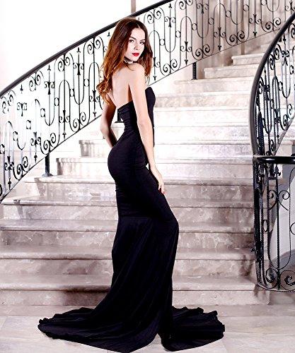 Missord - Vestido - Noche - Sin mangas - para mujer negro