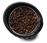 Quiseen One-Touch Electric Coffee Grinder. Grinds