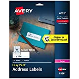 Avery Return Address Labels for Laser