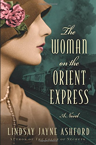 Woman Orient Express Lindsay Ashford product image