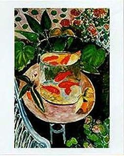Buyartforless Goldfish by Henri Matisse 20x16 Art Print Poster