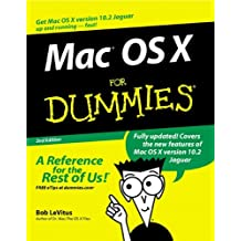 Mac OS X For Dummies