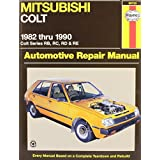 Mitsubishi Colt Australian Automotive Repair Manual: 1982 to 1990