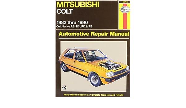 mitsubishi colt australian automotive repair manual 1982 to 1990 rh amazon com SAA Legend PRCA Colts Roster 1990