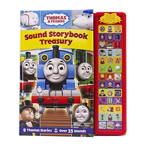 Thomas & Friends - Sound Storybook Treasury - Play-a-Sound - PI Kids (Thomas The Train Read Along Books)