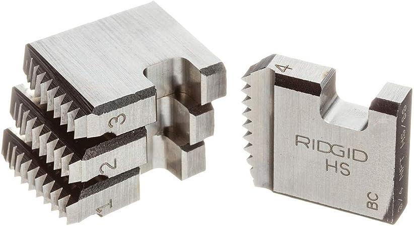 """Ridgid 50720 Pipe Threader Dies 3//4/""""-14 NPT For 500 500A Heads High-Speed RH"""