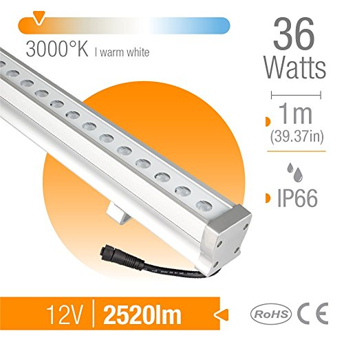 Linear Led Wall Washer Light in US - 7