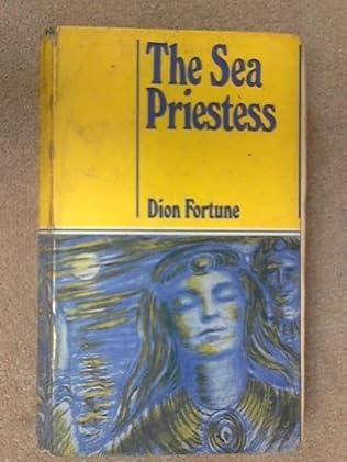 book cover of The Sea Priestess