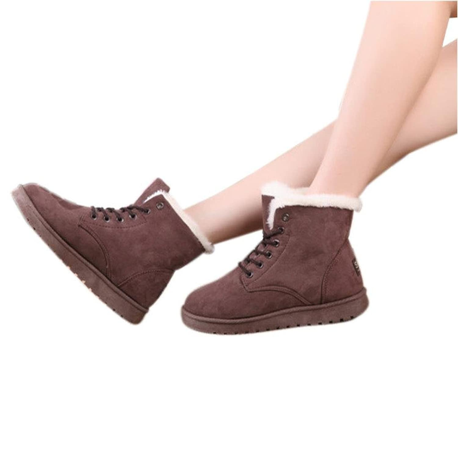 ABC® Women Ladies Home Snow Bootvinculum Female Warm Shoes