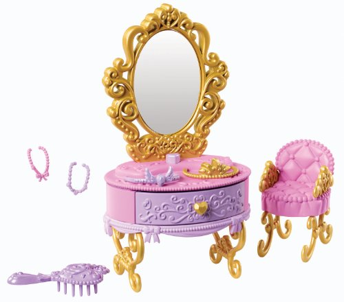 092234003834 - Disney Sofia The First Ready for The Ball Royal Vanity carousel main 2