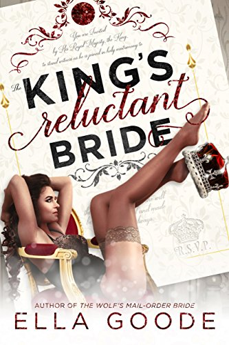 The King's Reluctant Bride cover