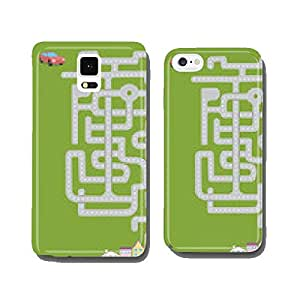 game road cell phone cover case Samsung S5
