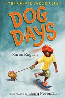 Book Cover: Dog Days: The Carver Chronicles, Book One