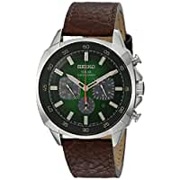 Seiko\x20Men\x26\x23039\x3Bs\x20Quartz\x20Stainless\x20Steel\x20and\x20Leather\x20Automatic\x20Watch,\x20Color\x3ABrown\x20\x28Model\x3A\x20SSC513\x29