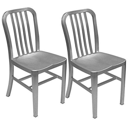 stainless steel chair - 8