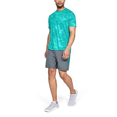 Under Armour Hombre Camiseta Estampada: Amazon.es: Ropa y accesorios