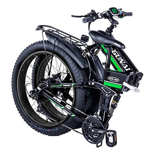 folding fat bike