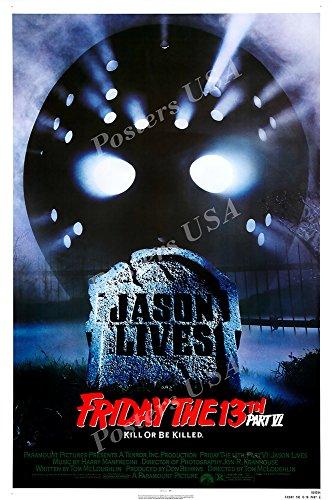 Posters USA Friday the 13th Part VI Kill