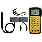 DE-5000 Handheld LCR Meter with accessories