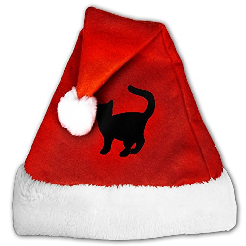 Zhaoqian Cartoon Cat Crazy Christmas Hat Durable For Girl