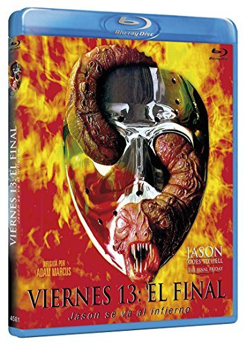 Viernes 13 Jason Se Va Al Infierno 1993 Jason Goes to Hell The Final Friday [Non-usa Format: Pal -Import- Spain ]