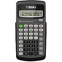 TI-30Xa Scientific Calculator, 10-Digit LCD, Sold as 2 Each