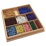 Montessori Bead Decanomial