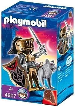 PLAYMOBIL 626052 - Guerrero Lobo con Espada: Amazon.es: Juguetes y juegos