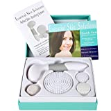 Best Facial and Body Cleansing Brush - Exfoliating Microdermabrasion Face Brush - Pore Minimizer - Skin Cleansing Machine - Exfoliator to Help Get Rid of Acne - Acne Scars - Blackheads - Body Acne & Dark Spots - at Home Spa Treatment - Face & Body Cleaner - Perfect Skin Brushing System