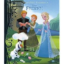 Libro pequeños tesoros Disney: frozen