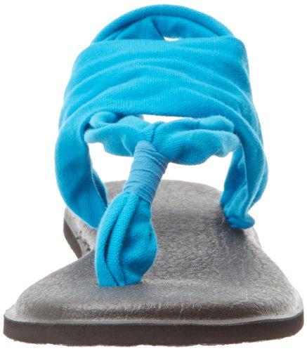 Yoga Sling Sandales 2 femme Océan Bleu Sanuk Sanuk Yoga OwqtUEE