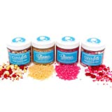 #7: Valentine's Day Candyfetti Candy Sprinkle Collection - Beautiful Sprinkles that actually taste Great!