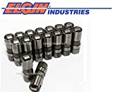 Chevy 5.7 350 Vortec+LT1 Hydraulic Roller Valve Lifters Set of 16 1987-02 (Vortec Roller Lifter)