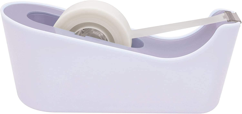 Lavender 1 Scotch Desktop Dispenser C18-LAV-0