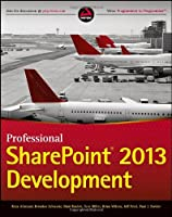 Professional SharePoint 2013 Development Front Cover