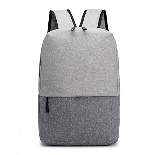 Multifunction Sports grey Men Fashion Grey Bag Backpack Zhjb Business Charging Trends Mountaineering Bag Usb Casual Travel Outdoor Smart BXgOq