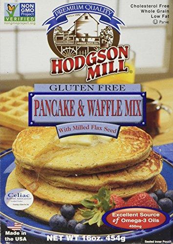 Hodgson Mill - Gluten Free Pancake and Waffle Mix - 16 oz.