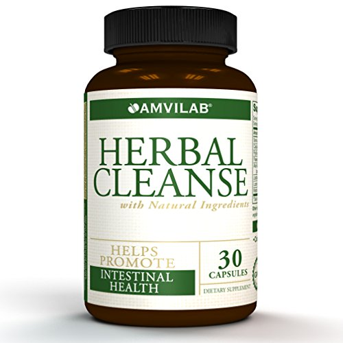 Herbal Cleanse- 15 Day Effective Detox & Colon Cleanse System to Support Weight Loss Program, Relieve Bloating & Constipation. for Men & Women, Boost Energy,Flush Out Harmful Gut Bacteria