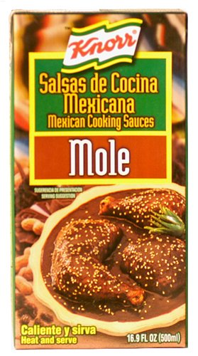 Knorr Mexican Cooking Sauce - Mole