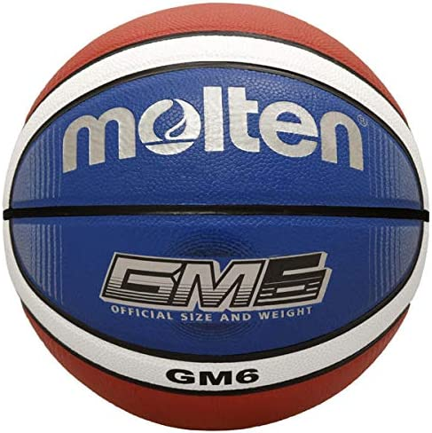 Molten Bgmx-C Basketball, Red White Blue