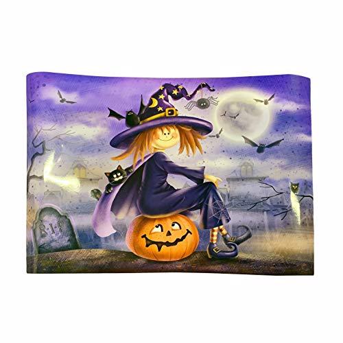 Halloween Seasonal Dishwasher Magnet by