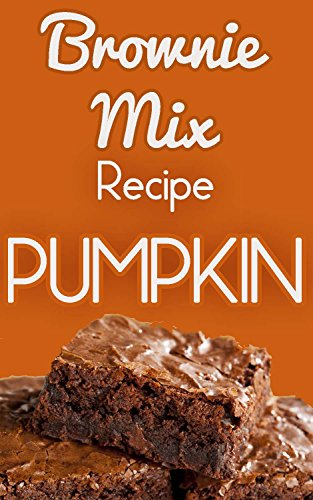 Pumpkin Brownie Mix Brownies (Awesome Fast Recipe Fall Halloween Anyone Can (Easy Halloween Sweet Treat Recipes)