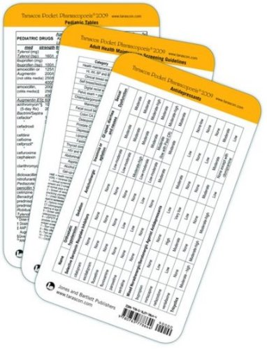 Tarascon Primary Care Pocketbook Card: Ischemic Stroke / TIA