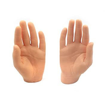 Amazoncom Popu Silicone Tattoo Practice Hand Fake Hand
